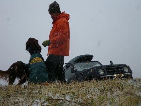 今日も雪 2009.11.21 1