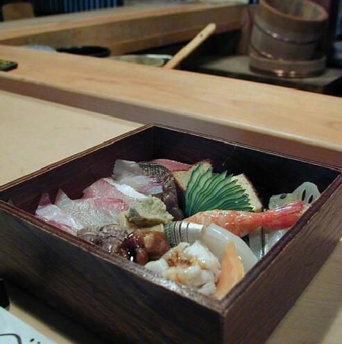 10年ぶりの寿司屋-1