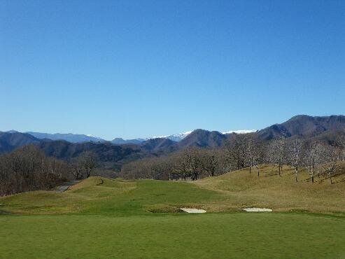 たかつえ高原ゴルフ2