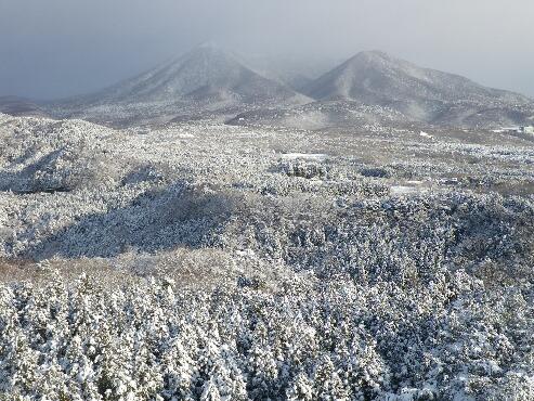 2009.12.20 雪の茶臼岳