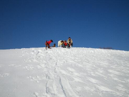 2009.12.30 たかつえスノーシュー 3