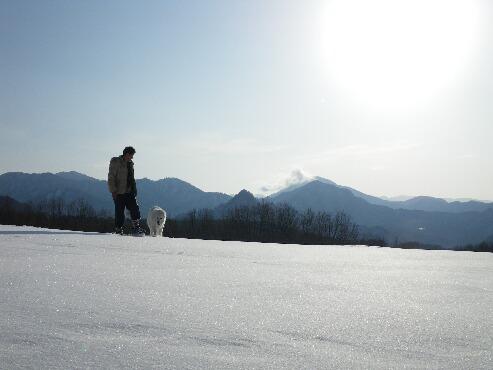 2009.12.30 たかつえスノーシュー シーチャン3