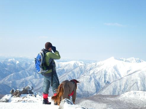 男二人(登山)4