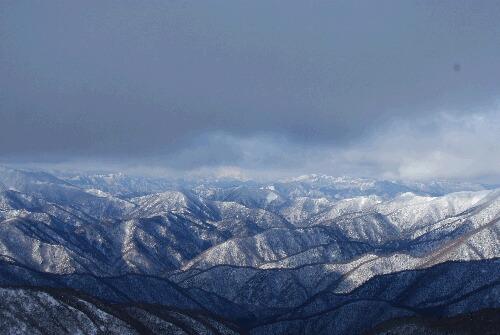 2011年 茶臼岳初登山-4