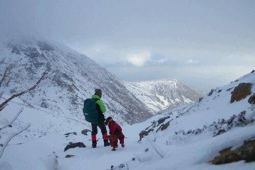 2011年 茶臼岳初登山-1