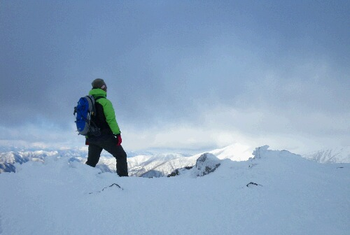 2011年 茶臼岳初登山