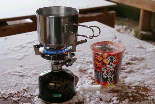 2011年 茶臼岳初登山-7