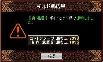 20091122Gv 結果