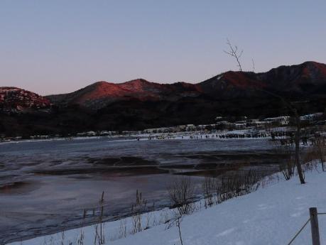 山中湖畔平野