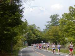 山中湖ロードレース大会