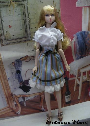 ユノアクルスライトのドレス・1