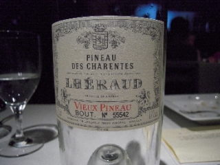 ピノー・デ・シャラント