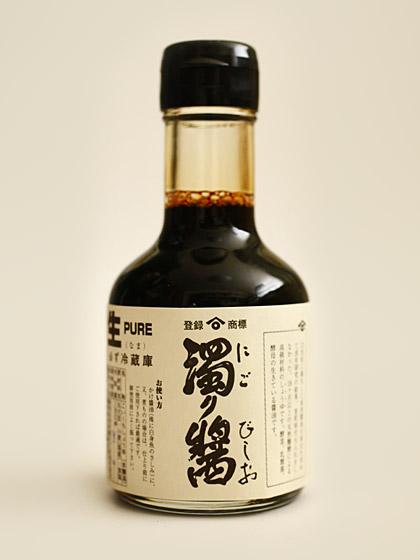 """""""角長""""の濁り醤"""