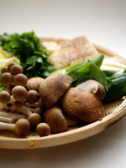 すき焼き(野菜)