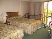 ハワイの部屋