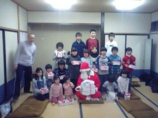 091224クリスマス会7