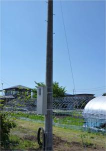 10601電柱