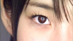 ももちの目