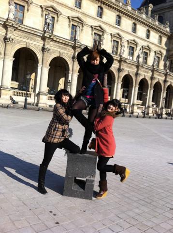 パリでライブ!