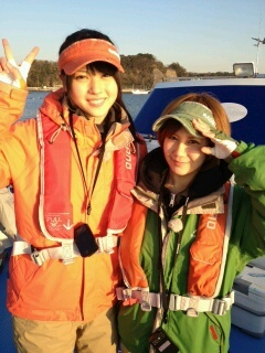 海釣りに挑戦!