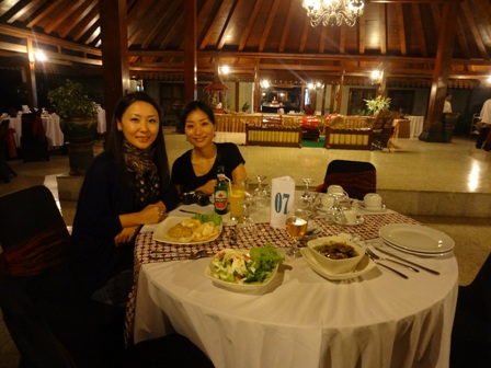 manohara夕飯