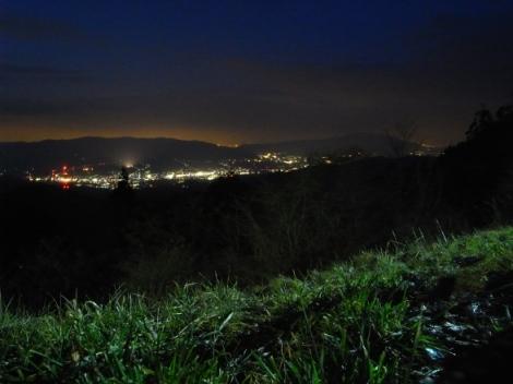 高野山 夜景