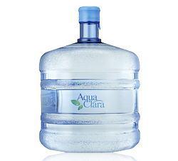 アクアクララのウォーターボトル