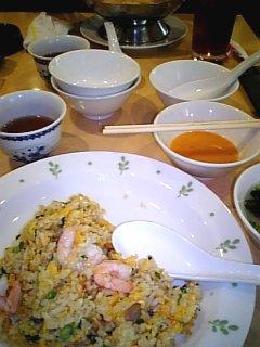 食べ物 2010年2月6日 蓬莱にてお昼ご飯