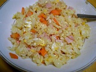 料理 2010年2月11日 炒飯