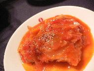 豚肉のトマト煮込み 2