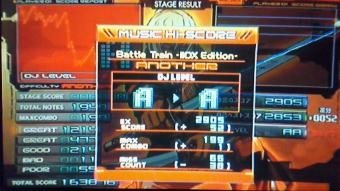 DP Battle Train -IIDX Edition- -ANOTHER- 2