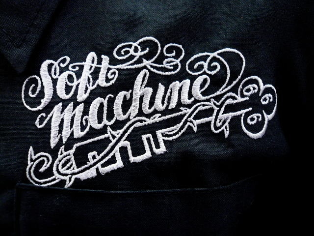 SOFTMACHINE CRISTO SHIRTS