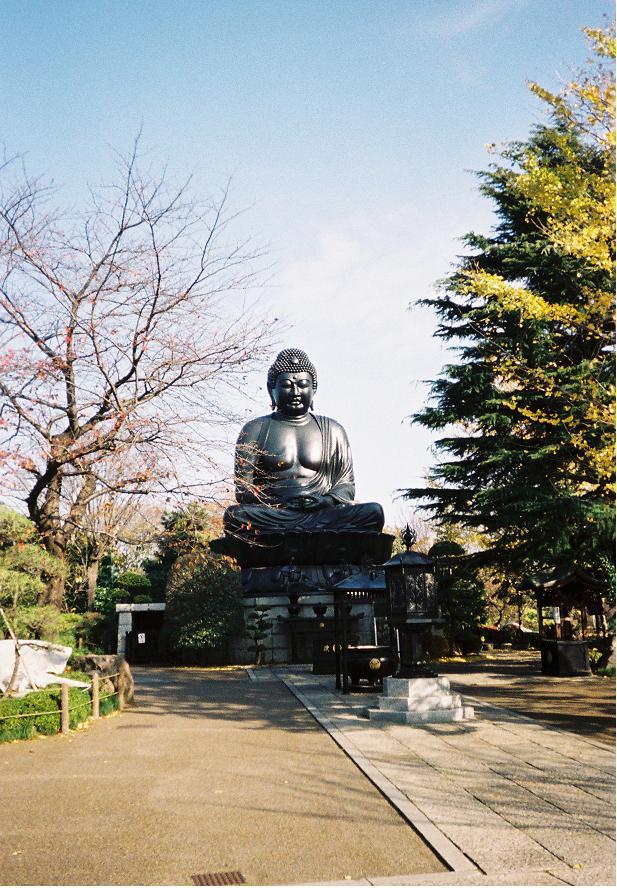 東京大仏 2 kakudai