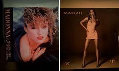 Madonna & Mariah