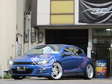 VW SCIROCCO With TWS