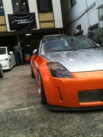 Racing 2Tone Z33