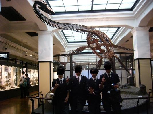 恐竜とウラチャンズ