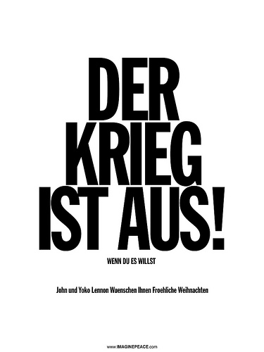 Yoko Ono Artworks_German