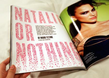 V Magazine Object Font_3