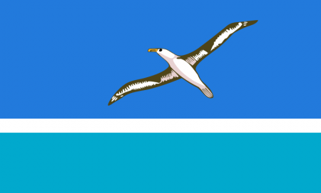 Flag of the Midway Islands
