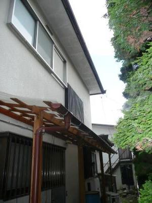 天板接木・溝