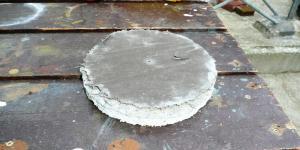 換気扇 外穴残骸1