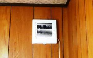 換気扇 室内側
