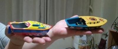 ペコペコ船