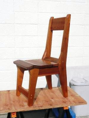 シダー椅子