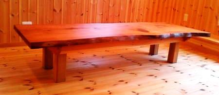 大長テーブル
