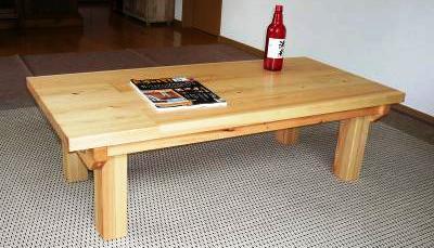 中長テーブル