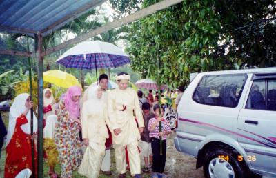 マレー人結婚1