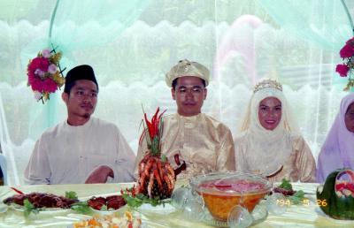 マレー人の結婚2
