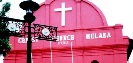 マラッカ教会